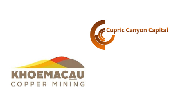 Cupric Canyon Capital and Khoemacau Copper Mines Announces Signing