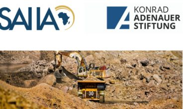 Sustainable Use of Resources in the Extractive Industries